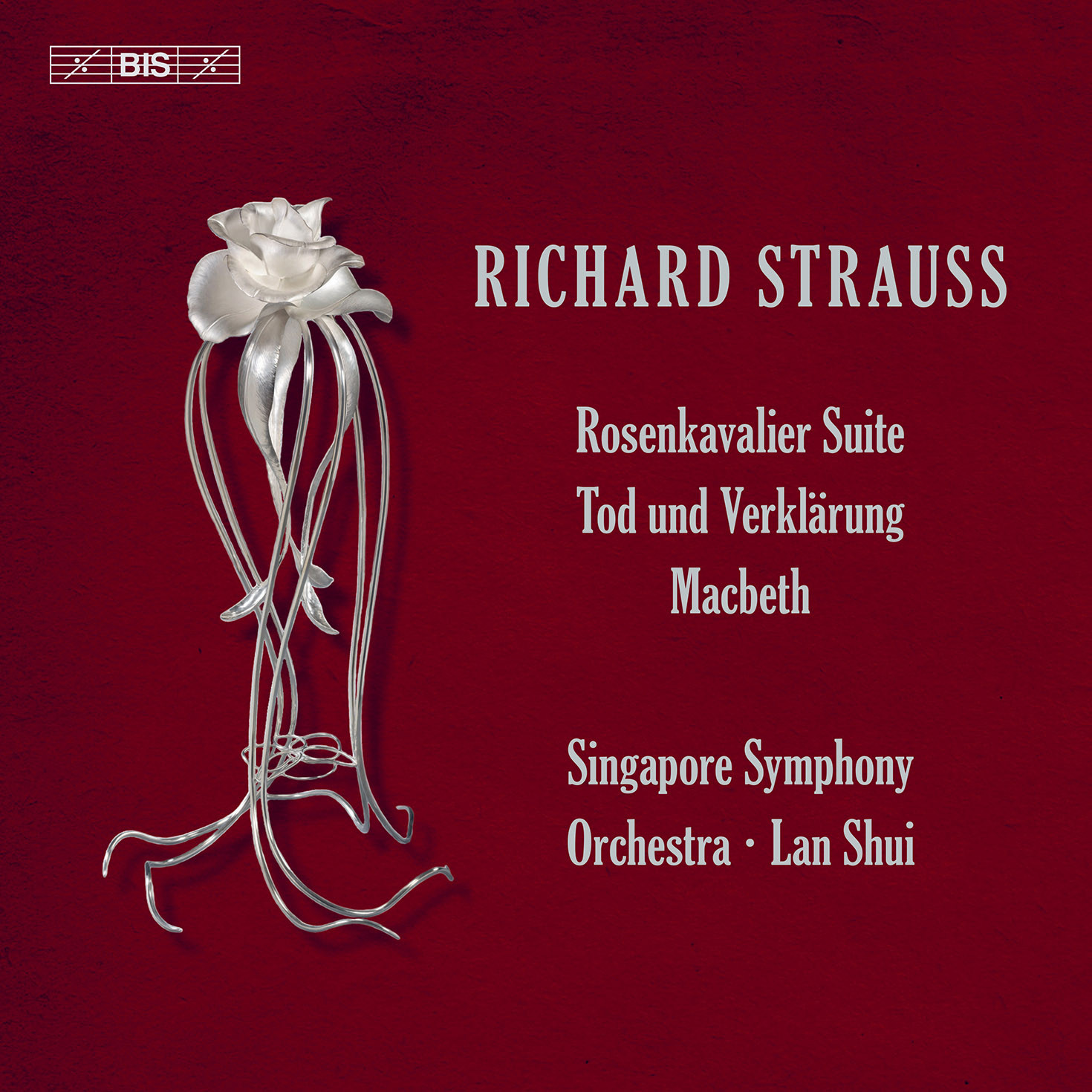 Richard Strauss - Rosenkavalier Suite and other works