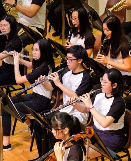 SNYO at Xinmin Secondary School