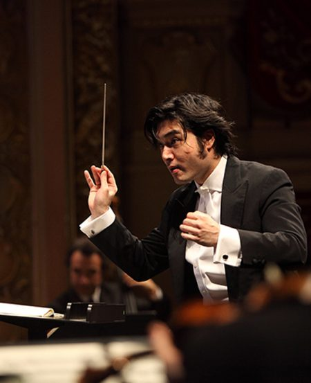 Darrell Ang, Conductor for SSO's National Day Concert on 11 Aug. (Photo Credit: Darrell Ang)