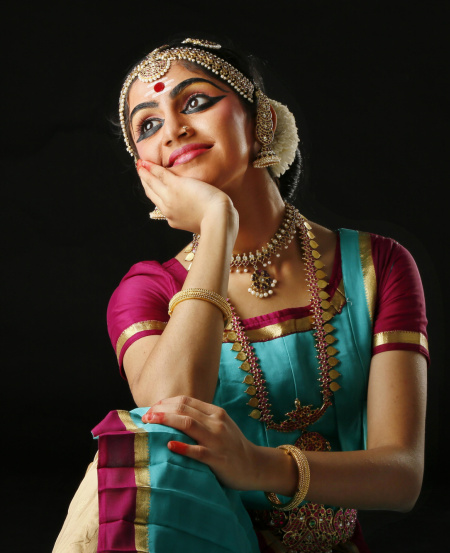 Kshirja Govind is a Singapore-based dancer and has been learning the Indian Classical Dance form Bharatanatyam in the Kalakshetra style for over 11 years now. She has won numerous awards and is also a company dancer with Apsaras Arts, who are the recipients of The Stewards of Singapore's Intangible Cultural Heritage Award.