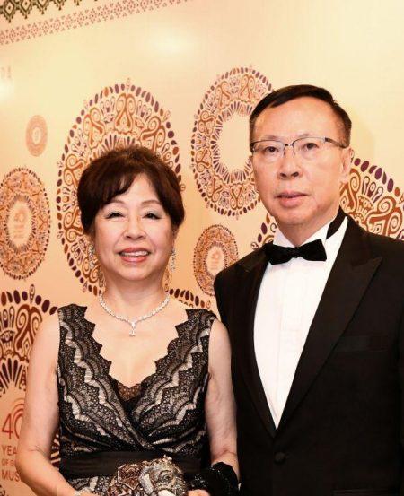 Rosy Ho & Christopher Ho