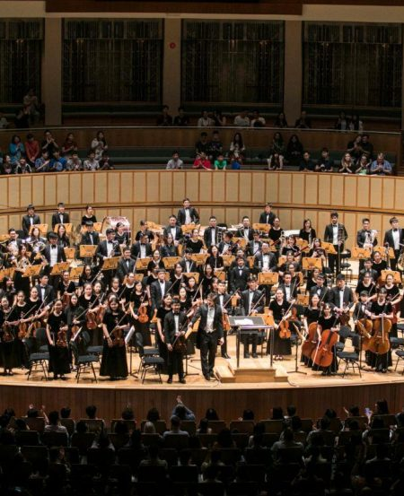 The Singapore National Youth Orchestra