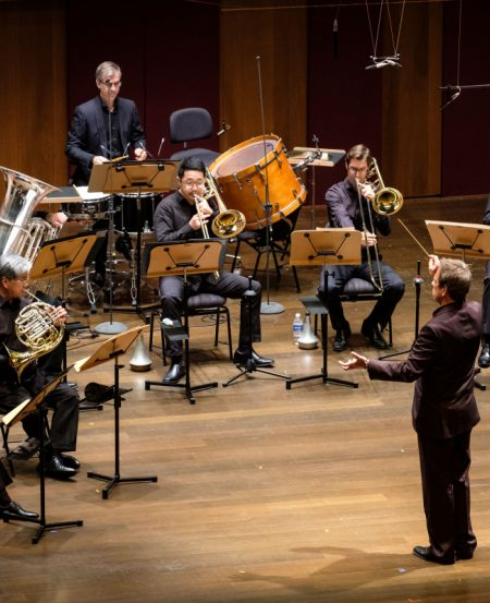19 May 2019: SSO Chamber Series featuring Brass Ensemble of the SSO