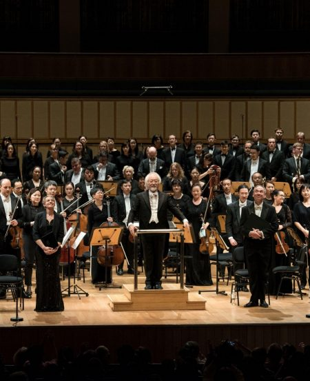 10 May 2019: The 2018/19 season closes with Masaaki Suzuki conducting Beethoven's magnificent Missa Solemnis.