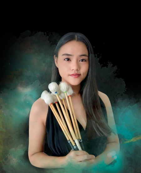 For the PYP, Julia performed the Concerto for Marimba and String by prominent French composer-percussionist Emmanuel Séjourné.