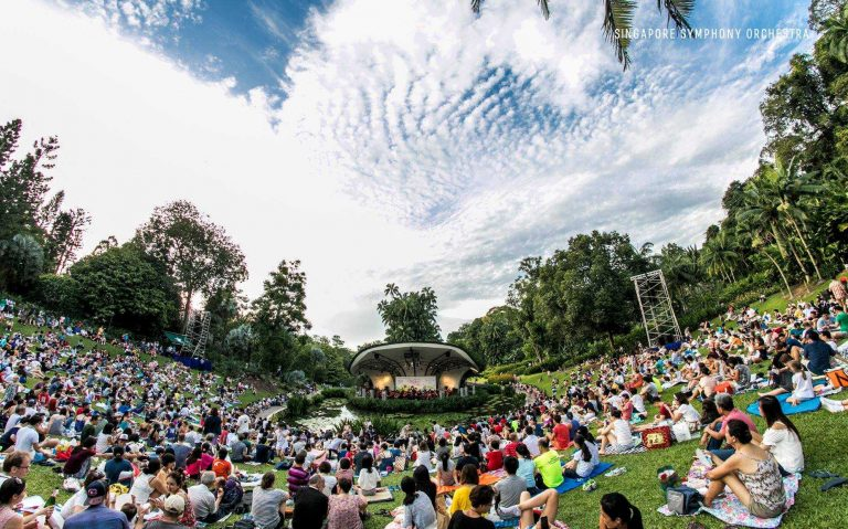 A Whole New World at Sifa 2019, with the SSO | Singapore Symphony Orchestra