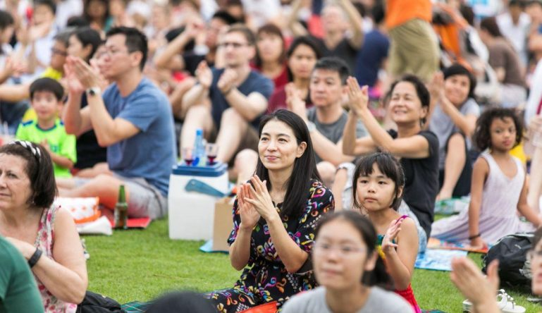 Follow SSO's 40th Anniversary, Violinist Kam Ning Heads Home Again