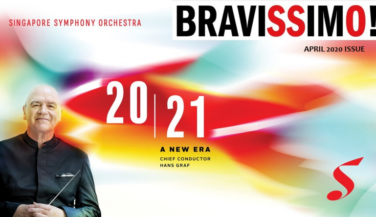 Bravissimo! April 2020