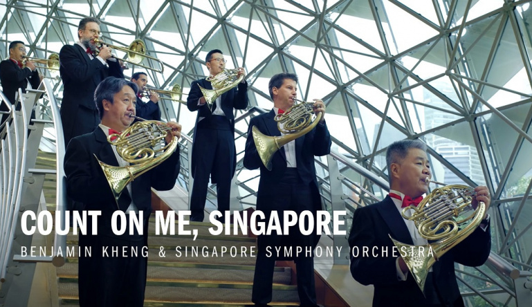 A Special Concert and Birthday Tribute to Singapore, with love from SSO