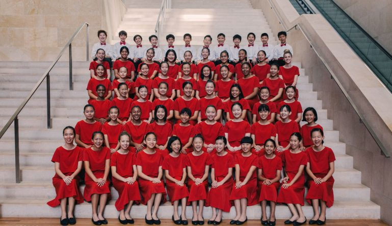 Children's Choir Bridges Cultures with Song