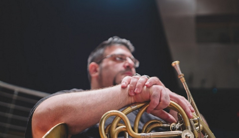Jamie Hersch: Announcing the Horn Player