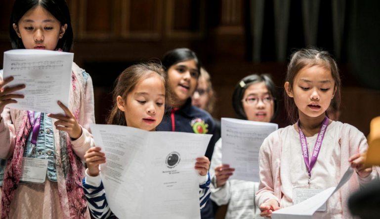 A September to Remember: Singapore Symphony Choruses