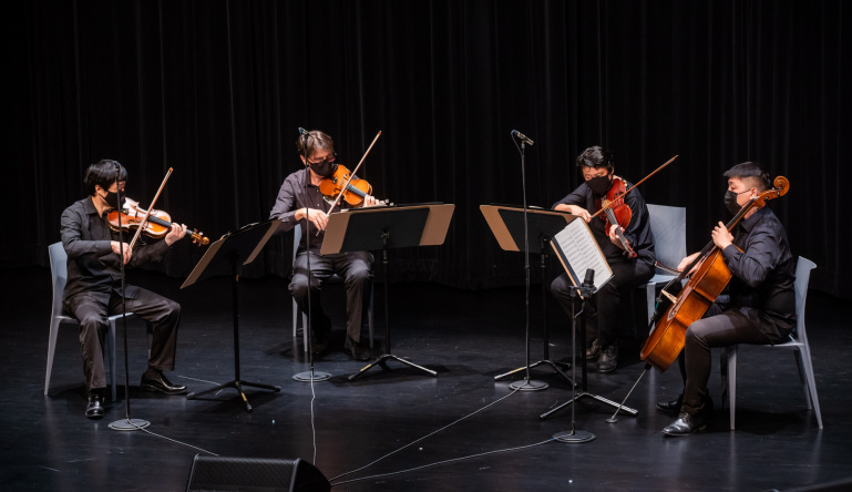 A Little Evening Music with the SSO In Your Community