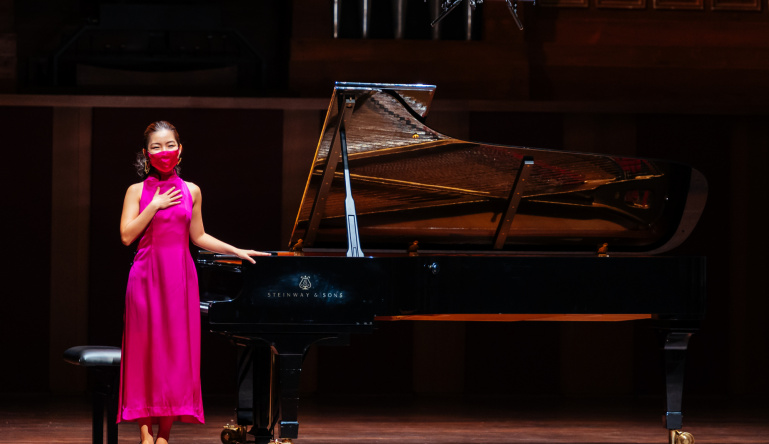 Singapore International Piano Festival Returns to the Stage for its 27th Edition