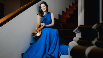 Janine Jansen Plays Brahms