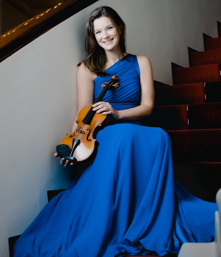 Janine Jansen Plays Brahms