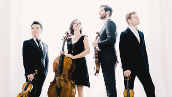 [Cancelled] The Stradivari Quartet Plays Beethoven