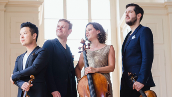 [Cancelled] The Stradivari Quartet Plays Mahler