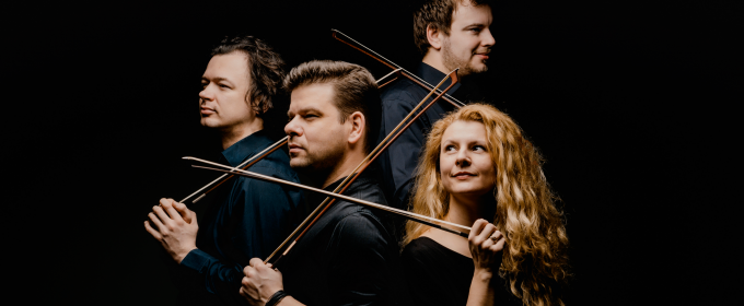 [Cancelled] The Pavel Haas Quartet - The Great Fugue | VCHpresents