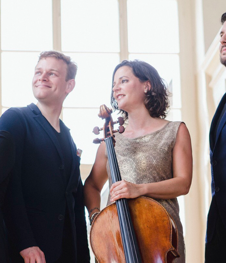 The Stradivari Quartet Plays Mahler