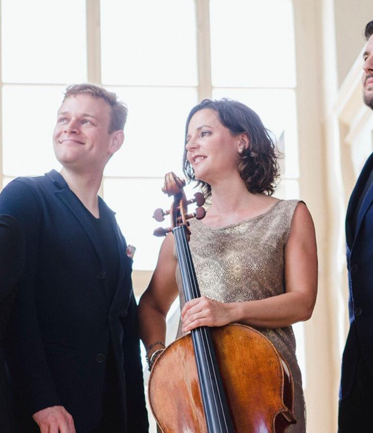 [Cancelled] The Stradivari Quartet Plays Mahler