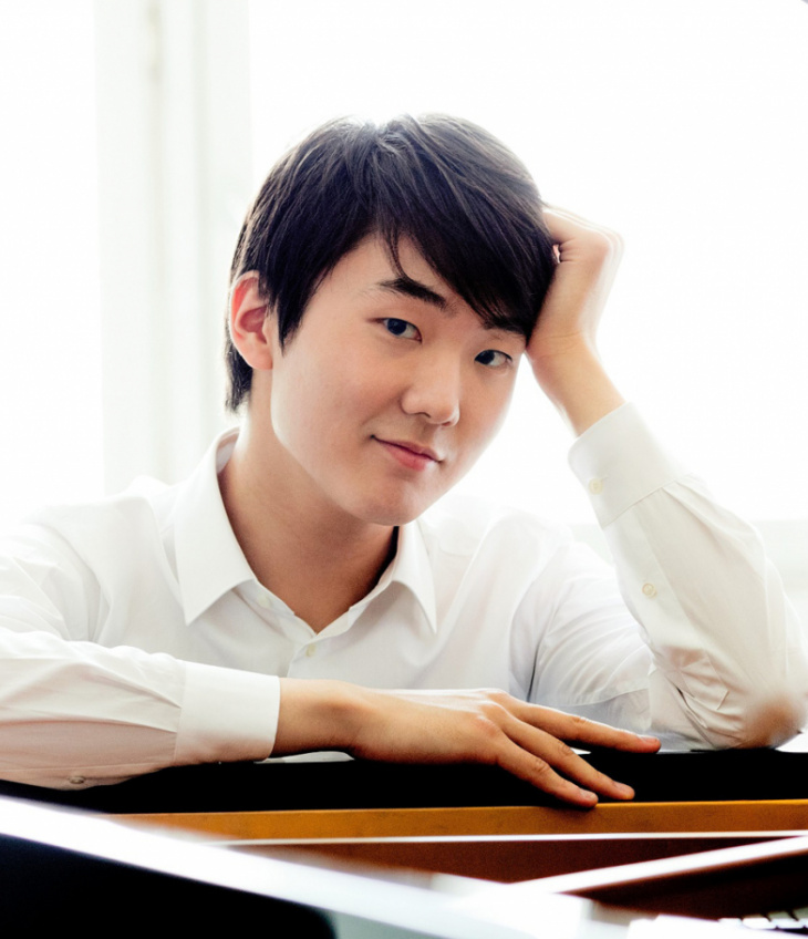 [Cancelled] Seong-Jin Cho