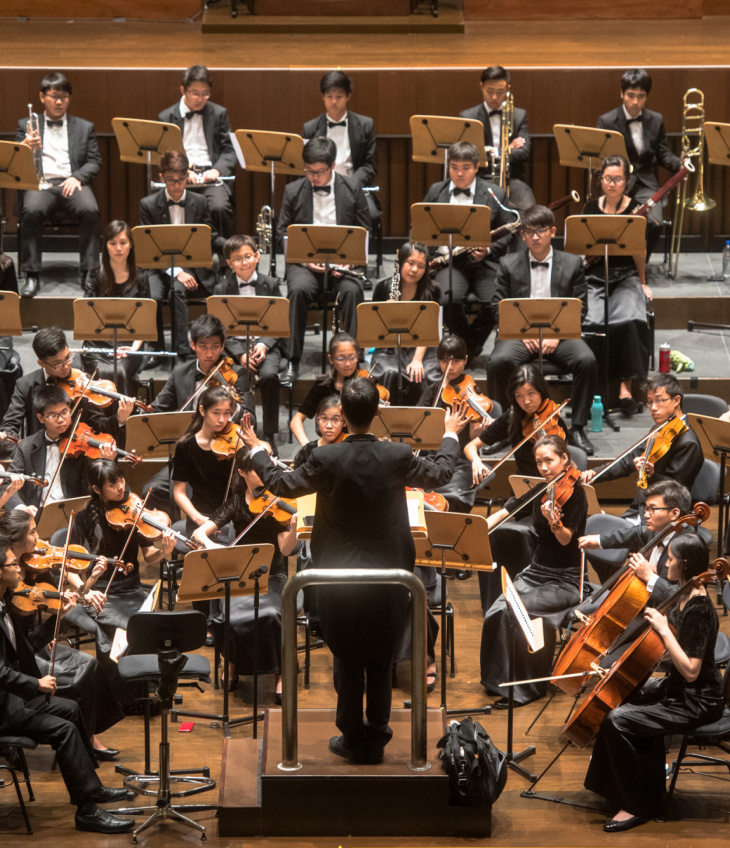 A Celebration of Youth Orchestras: SNYO in Concert – To London from America
