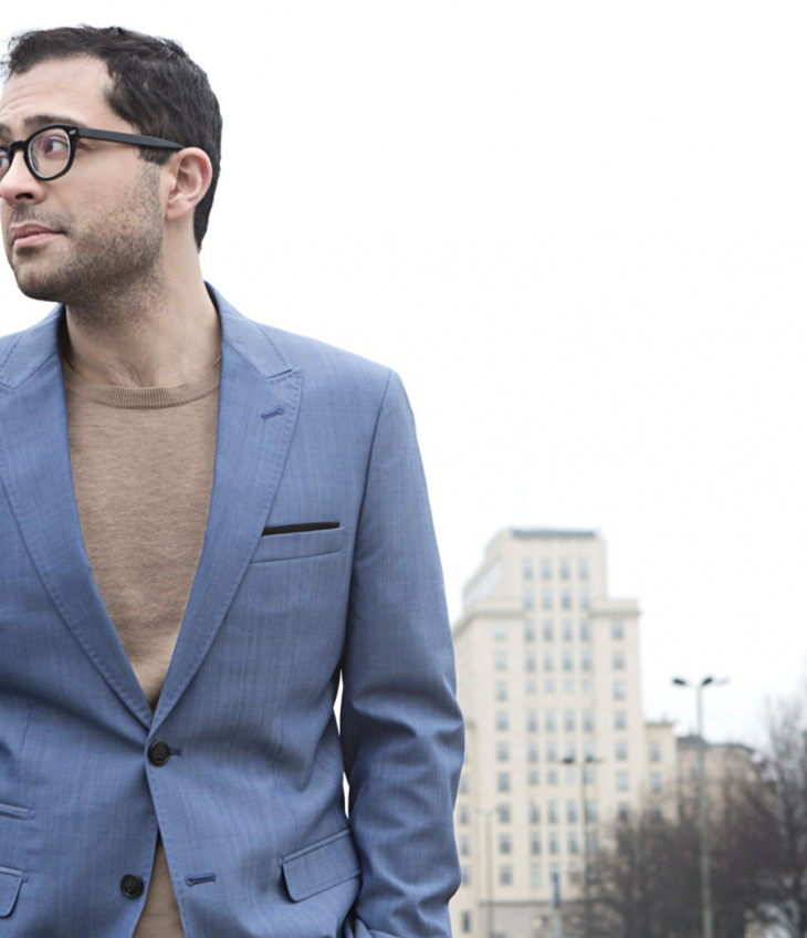The Modern Man: Mahan Esfahani