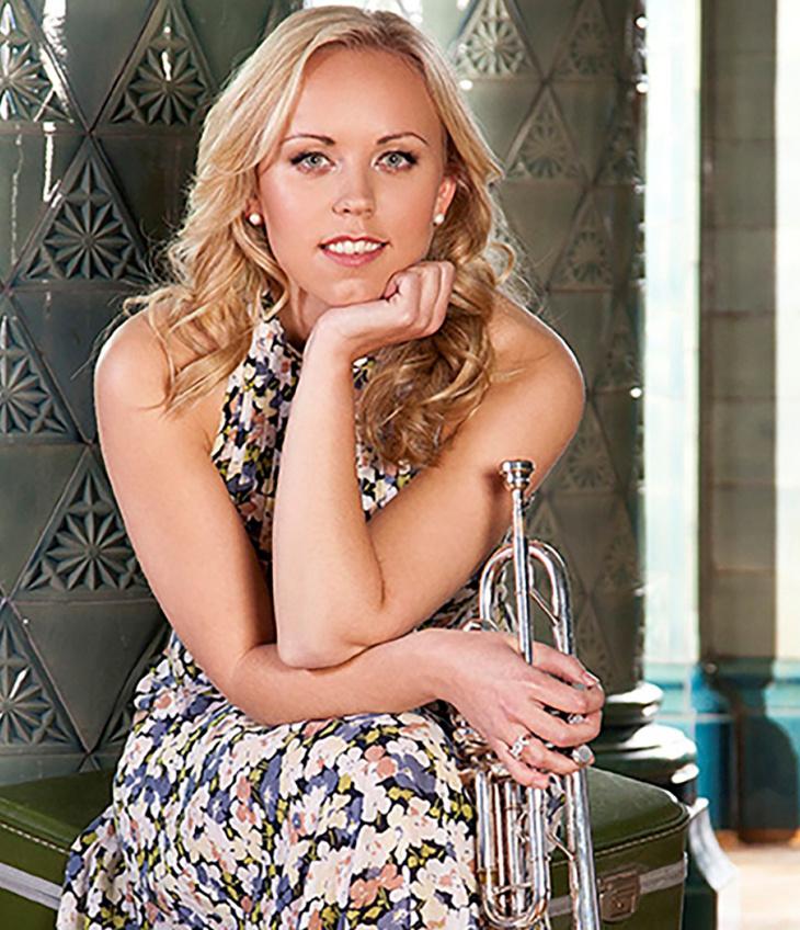 Tine Thing Helseth · Arutiunian Trumpet Concerto