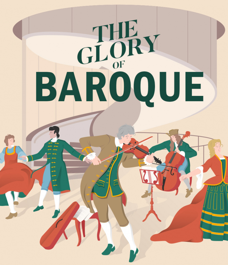 The Glory Of Baroque
