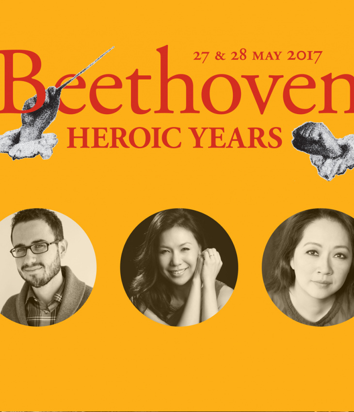 Beethoven Heroic Years – Sharing Recital