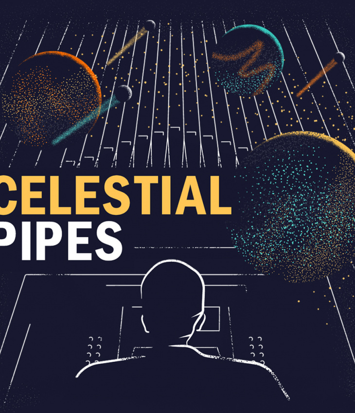 CELESTIAL PIPES