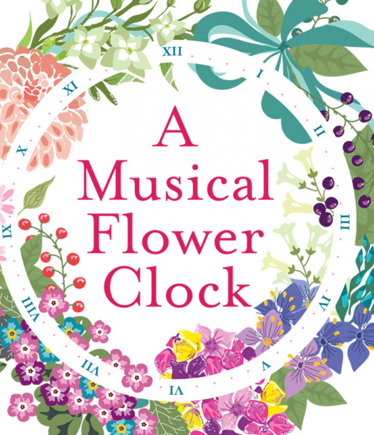 SNYO in Concert – A Musical Flower Clock
