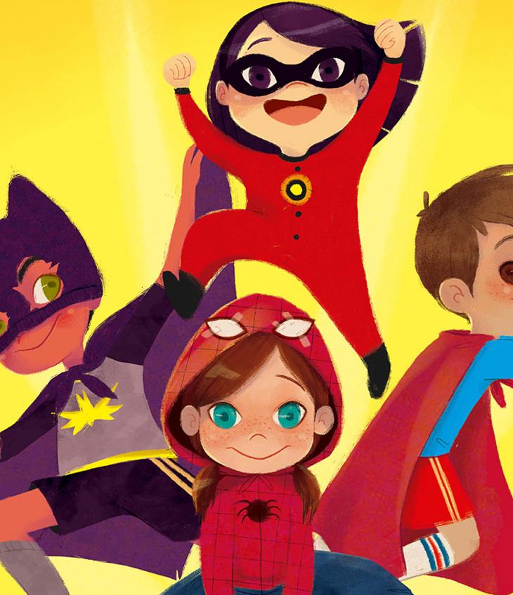 Summon The Superheroes