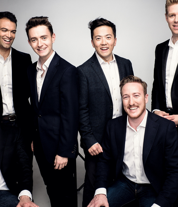 GOLD 50 The King's Singers •