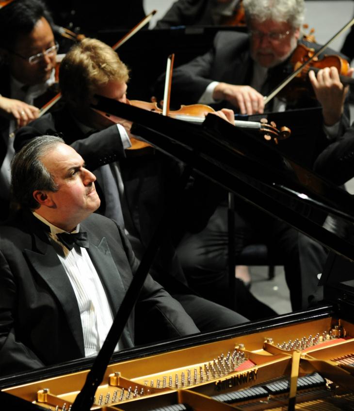 SSO Gala: Yefim Bronfman • Beethoven & Bartók