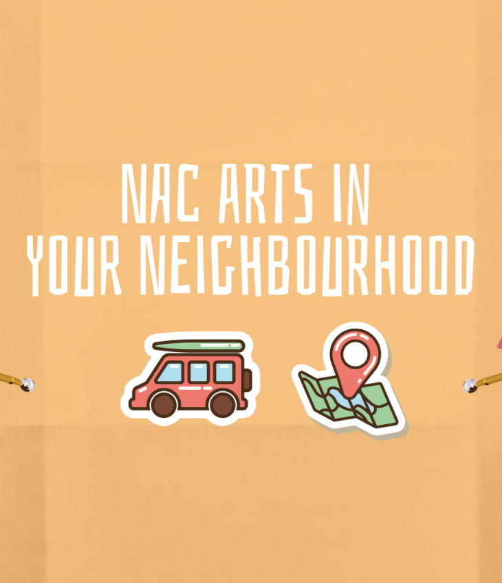 NAC Arts in your Neighbourhood @ Bedok Town Square