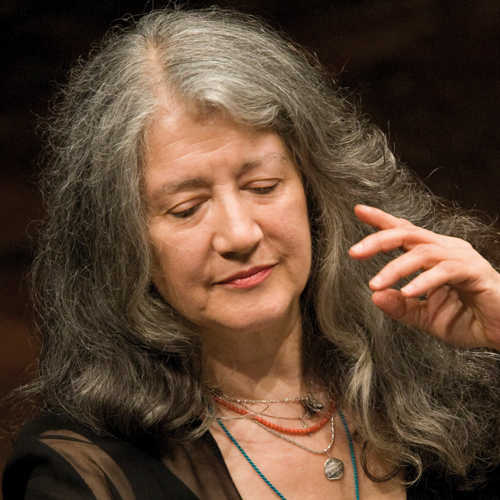 25th Singapore International Piano Festival - Martha Argerich In Concert