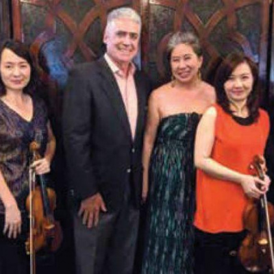 SSO QUARTET SUPPORTS CHILDREN'S CAUSE
