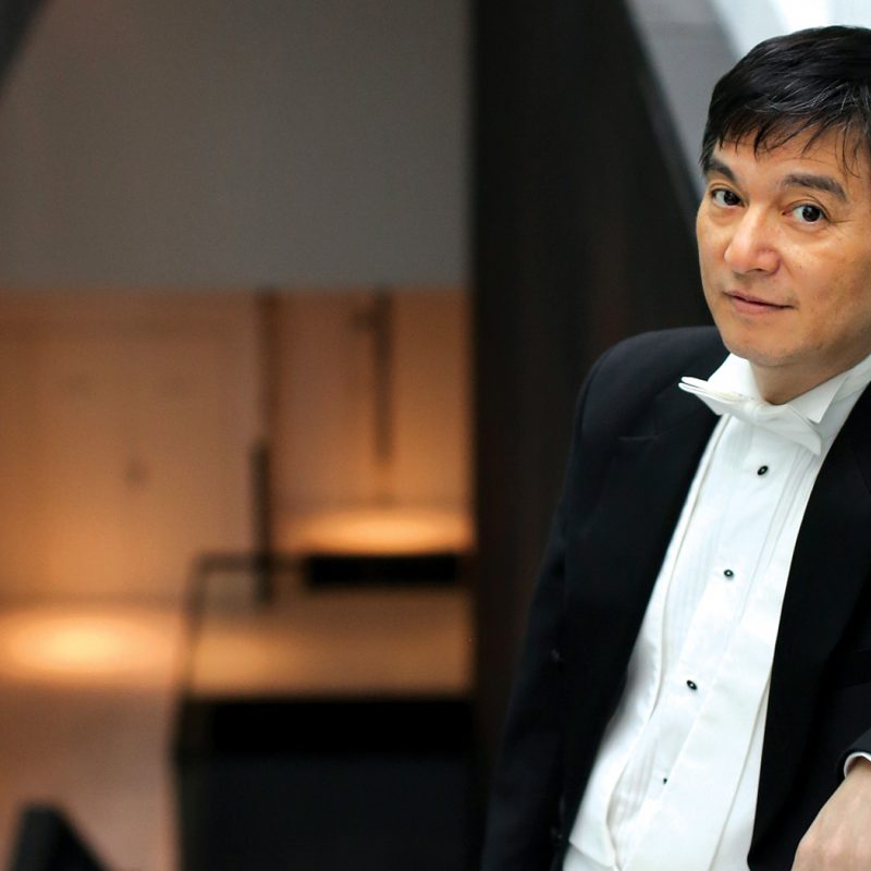 """""""Congratulations to Lan Shui on a great achievement as Music Director of this wonderful orchestra. I want to thank Lan for introducing me to the Singapore Symphony and its audiences. He is a wonderful friend and colleague whom I admire greatly and I am sure he'll continue his great musical achievements in the future."""" - Yefim Bronfman, Pianist"""