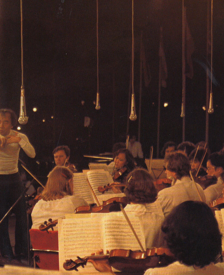 Soon after joining the Singapore Symphony Orchestra, Lynnette went on tour with the SSO to Malaysia and the Philippines in 1980.