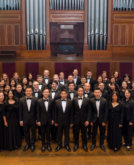 The Singapore Symphony Chorus will join the Singapore Symphony Orchestra at the Victoria Concert Hall on Oct 6, 2018, for The Baroque Festival: Music For Kings And Queens concert. (Photo Credit: SSO)