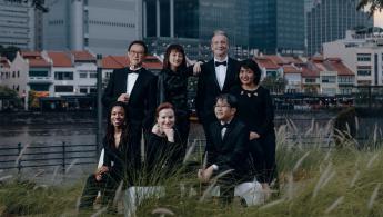 [Postponed] Forty-ssimo: Ode to Home | Singapore Symphony Chorus
