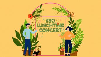SSO Lunchtime Concert (Online)