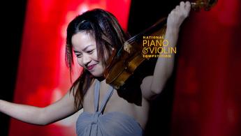 National Piano & Violin Competition 2019: Violin Masterclasses