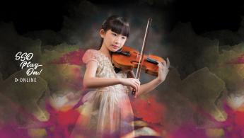 A Little Mozart with Chloe Chua (Online)