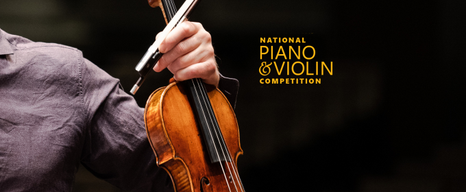 National Piano & Violin Competition 2019: Violin Artist Finals