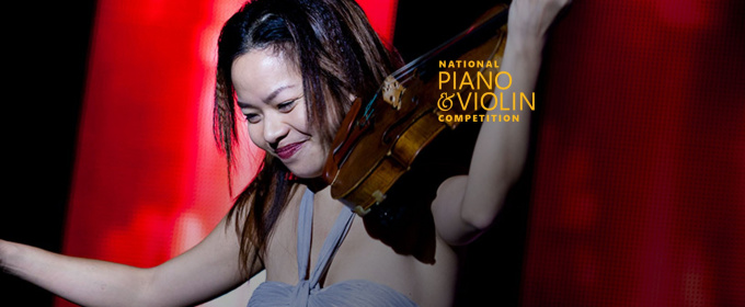 National Piano & Violin Competition 2019: Violin Masterclasses