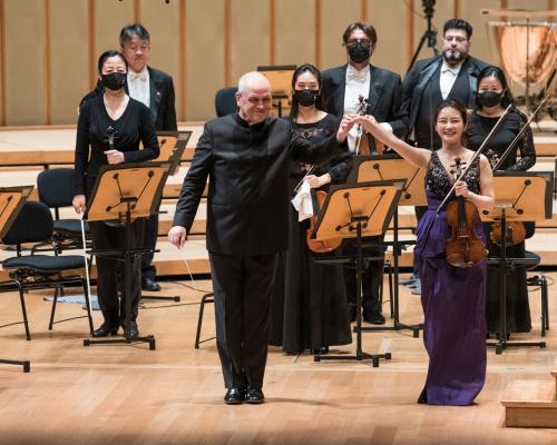 Bomsori Kim Plays Mozart (Online)