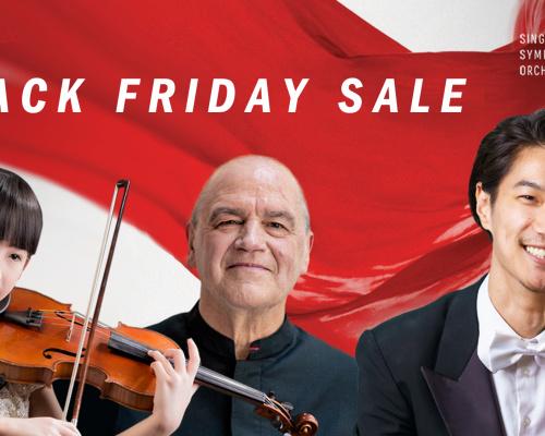 Black Friday Sale 25-28 Nov